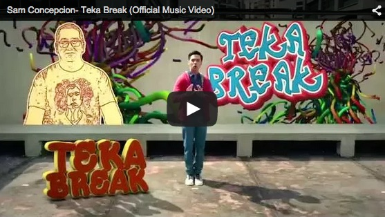 """MTV of the DAY: """"Teka Break"""" by Sam Concepcion"""
