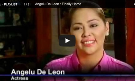 Testimony of the Day: Angelu De Leon