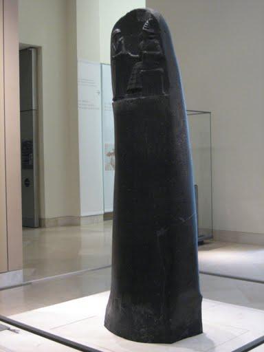 Who Told Ol' Hammurabi?
