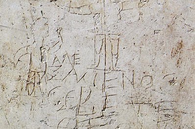 The Alexamenos Graffito