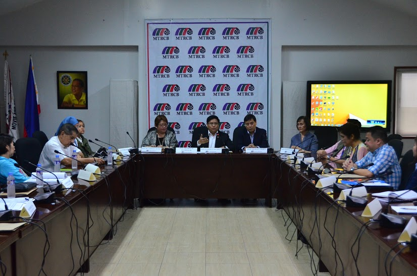 MTRCB Imposes Strict Measures Over PBB 737