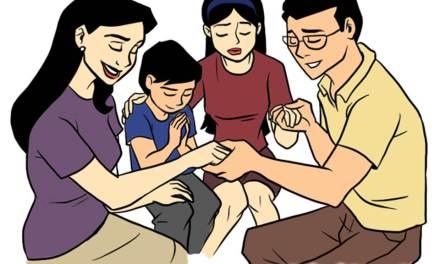 Sa Pagpapalaki ng Anak,  ang Magulang Dapat ang Pinaka-taimtim Magdasal Part 1