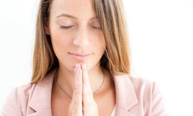 Pray in Faith, Trusting God's Promises