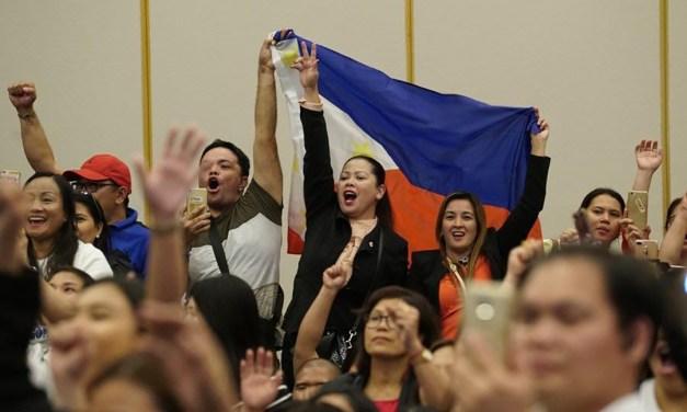 OFWs in Israel Praised, Enjoys Income Breakthrough