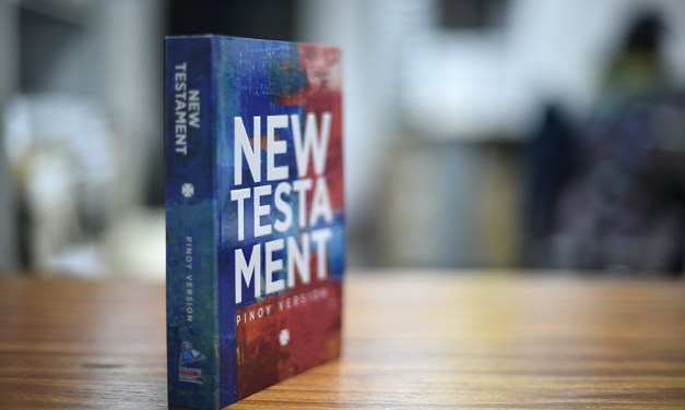 Why I Like the All New Pinoy Version New Testament