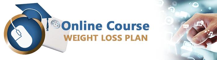 online course weightloss plan banner png