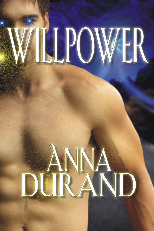 Book Cover: Willpower (Psychic Crossroads, Book 1)