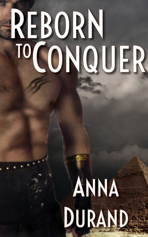 Book Cover: Reborn to Conquer (Reborn, Book 4)