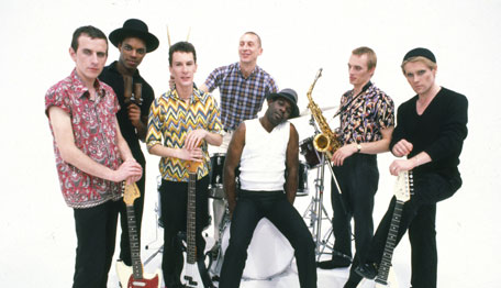 The English Beat  On tour  Hi Fi and Low Expectations