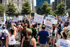 March for Bernie, July 24th, 2016
