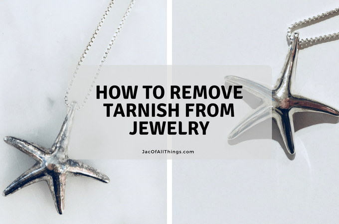 How to Remove Tarnish from Jewelry