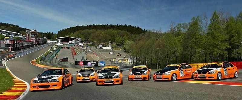 Jacos Paddock Motorsport-Flotte