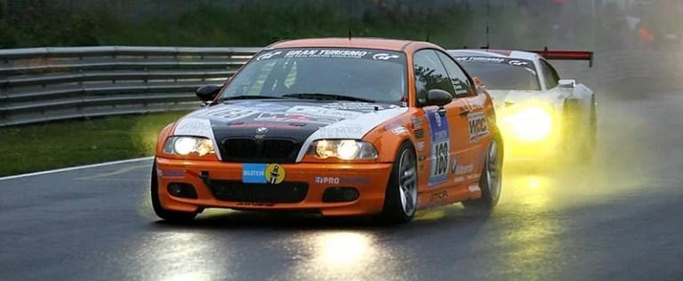 Jaco's Paddock Motorsport BMW im Nürburgring 24h Rennen