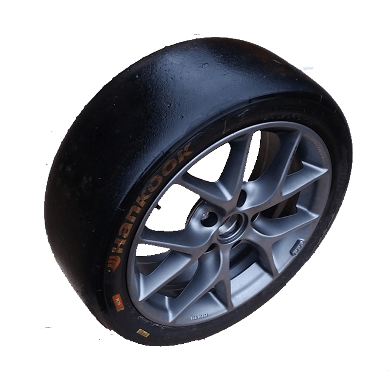 Slick Hankook Reifen