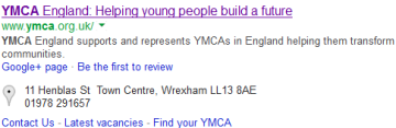 YMCA Wrexham