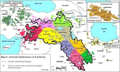 kurdistan landscap