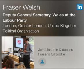 Fraser Welsh