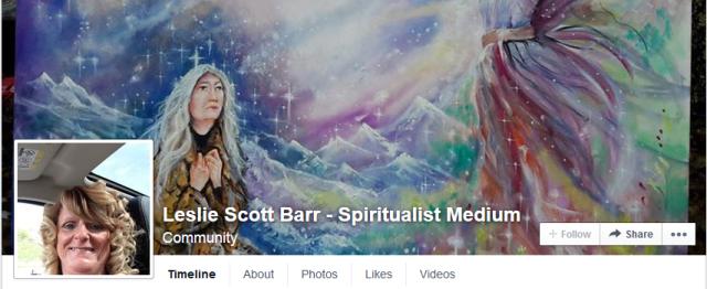 Leslie Scott Bass Spiritualist