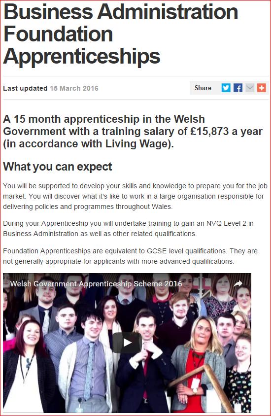WG Apprenticeships