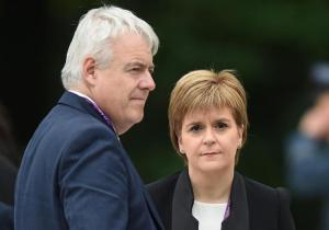 Carwyn Jones the Betrayer
