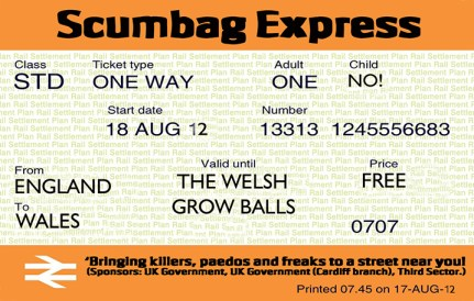 Scumbag Express
