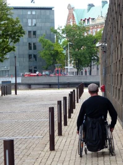 Copenhague en fauteuil roulant - City Guide - Voyage