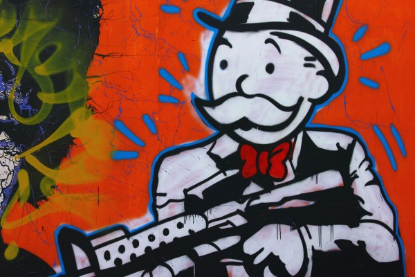 L. Graffiti Rich Uncle Pennybags Alec Monopoly Tokidoki Nomad