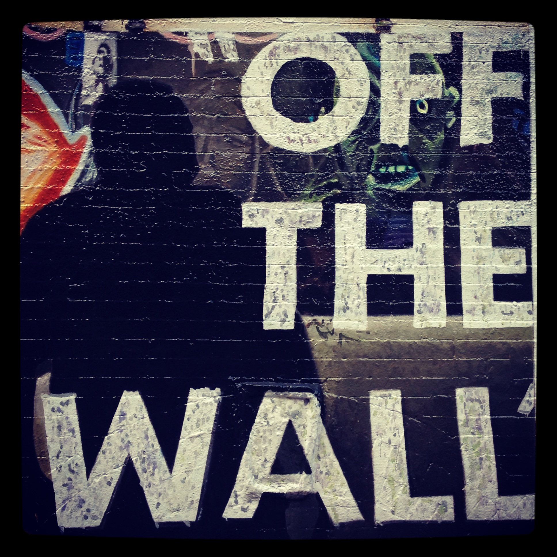 NYC STREET ART: VANS OFF THE WALL  TOKIDOKI (NOMAD)