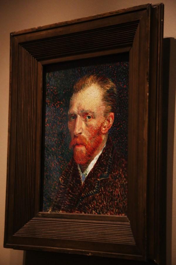 Chicago Art Institute Of Vincent Van