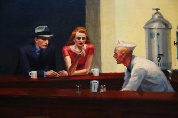 Edward Hopper Art Institute of Chicago