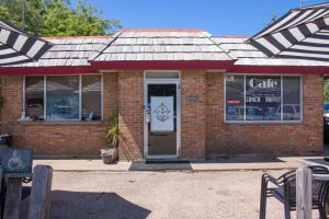 The Port Cafe in Freeport