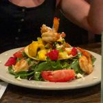 El Toro Shrimp and Mango Salad