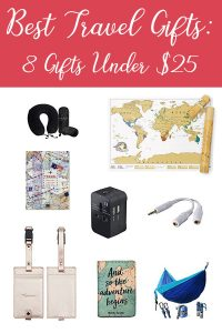 Best Travel Gifts Under 25