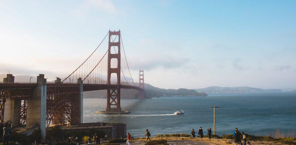 Iconic San Francisco Landmarks: The Golden Gate Bridge
