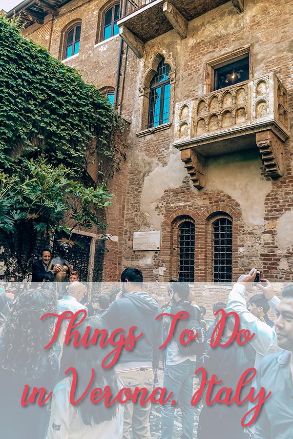 Things To Do in Verona, Italy: Casa di Giulietta
