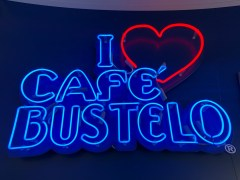 Café Bustelo Houston Pop Up Coffee Shop