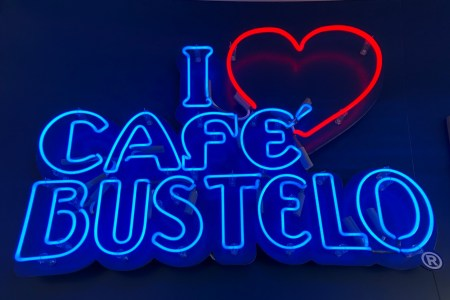 Café Bustelo in Houston: A Pop Up Coffee Shop