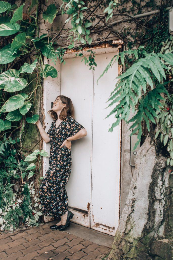Myriad Botanical Gardens Elevator