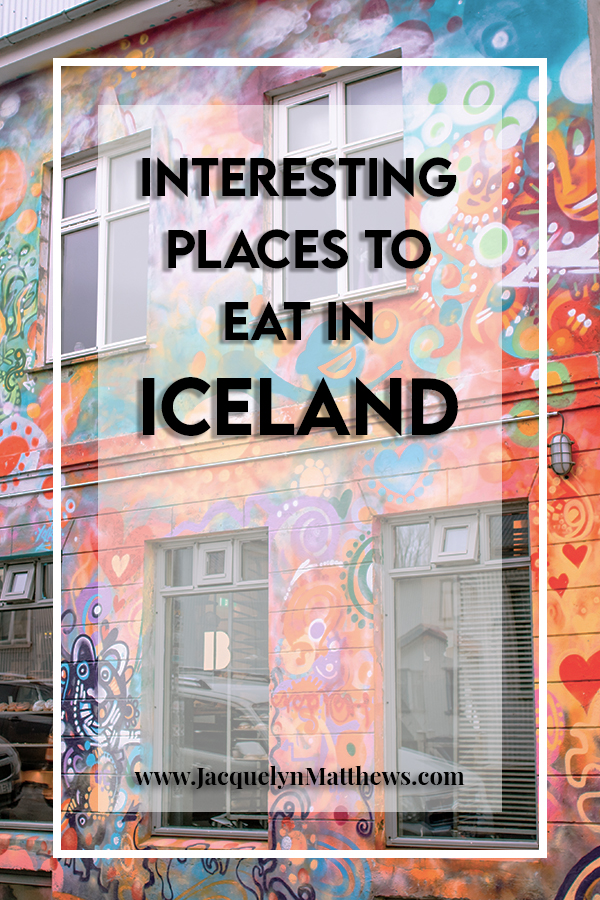 Looking for places to eat in Iceland that are interesting and tasty? Checkout this list for places in the City, on the Golden Circle and out in the middle of nowhere!