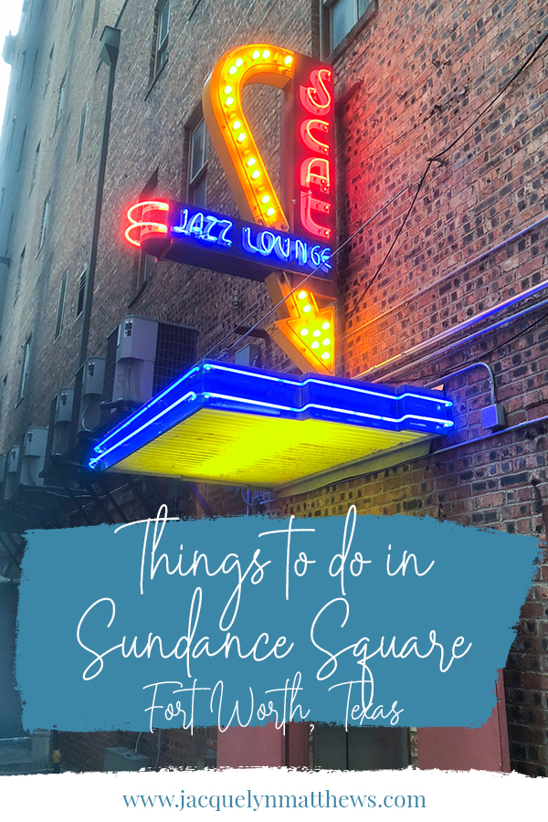 Things to do in Sundance Square Fort Worth, Texas