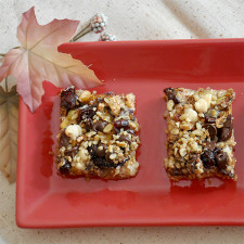 Apple Harvest Bar cookie recipe Jacquelynne Steves magic cookie bar recipe