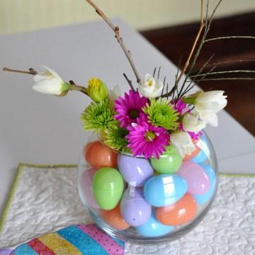 Simple Easter Egg Vase- Jacquelynne Steves