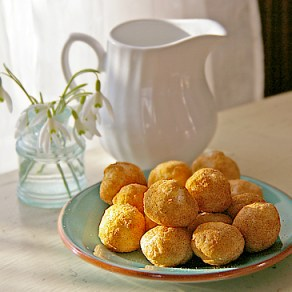 "Irish ""Potato"" Candy recipe Jacquelynne Steves"