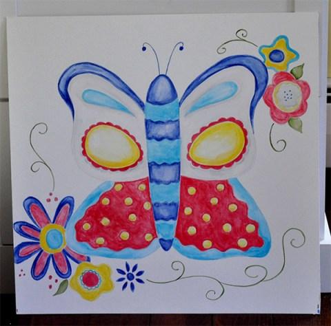 butterfly art jacquelynne steves