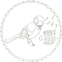 BirdSewingSquareThumb