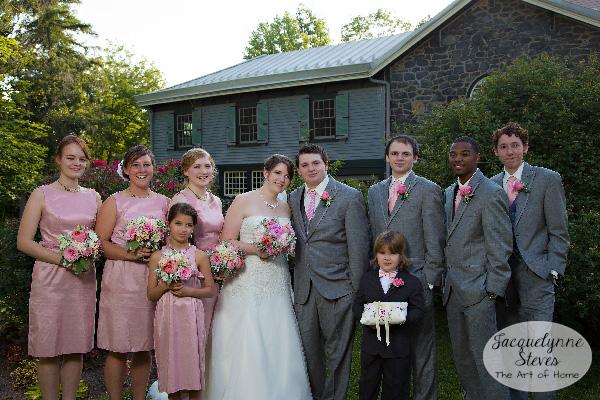 Wedding Photo- Jacquelynne Steves