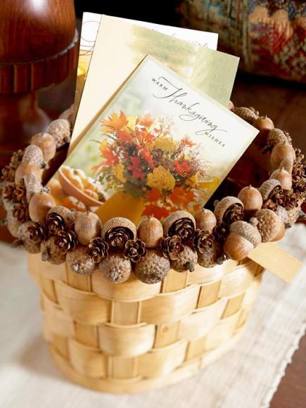 Thanksgiving-basket