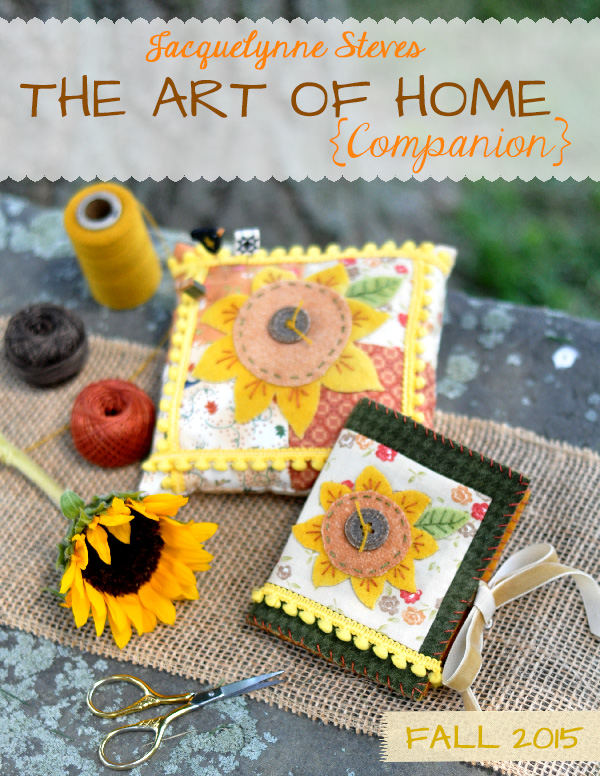 The Art of Home Free Emagazine Fall 2015- Jacquelynne Steves