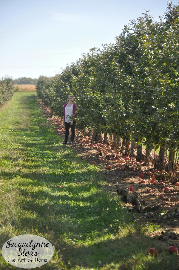 Apple Orchard with Meg-Jacquelynne Steves