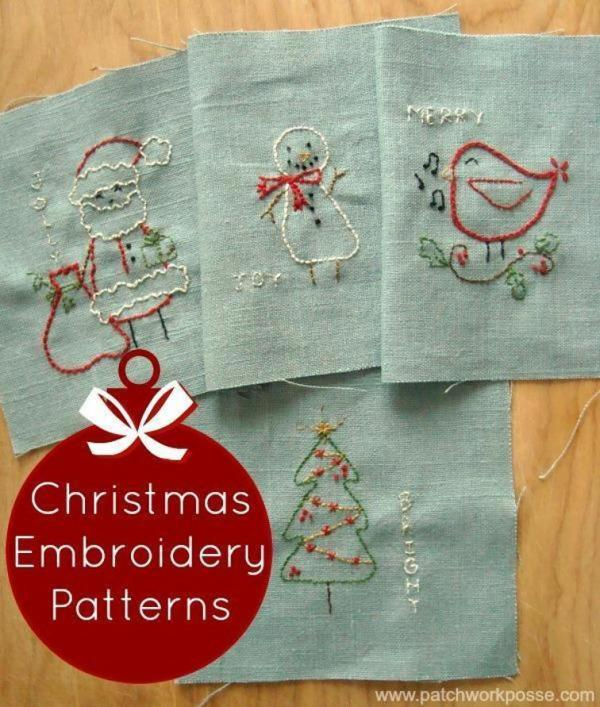 Paper Pieced Christmas Ornament Patterns